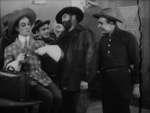 Algie The Miner (1912)