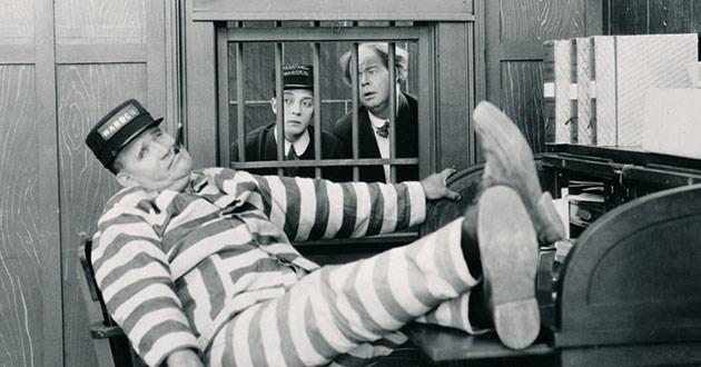 Buster Keaton – Convict 13 (1920)