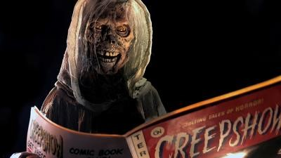 Creepshow (S01E03): All Hallows Eve / The Man in the Suitcase Summary - Season  1 Episode 3 Guide
