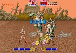 Golden Axe User Screenshot #22 for Arcade Games - GameFAQs