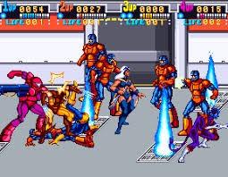 X-Men (Arcade) – Hardcore Gaming 101